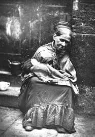 Old Woman, Poverty, Public Domain