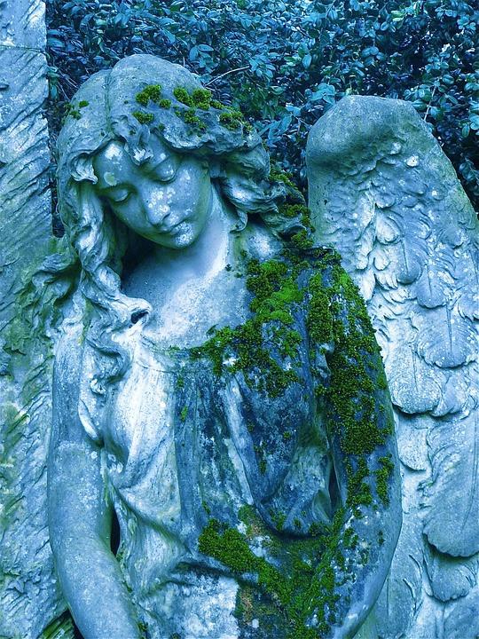 Angel, Grave, Hope, CCO