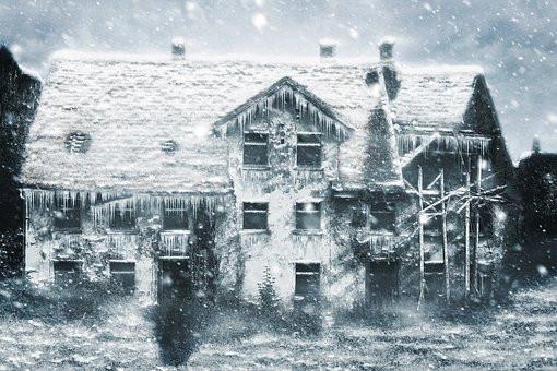 Abandoned House, CC0