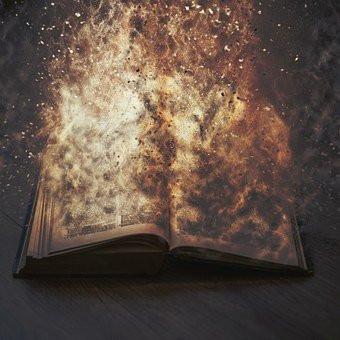 Burning Book, CC0