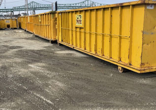 Dumpster containers
