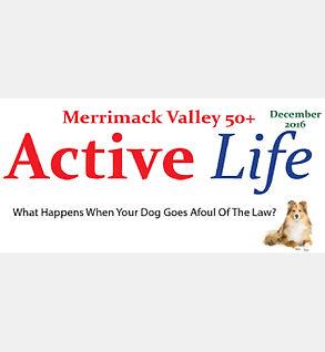Active Life - Article on Boston dog lawyer Jeremy
