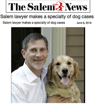 article on JC in the salem news