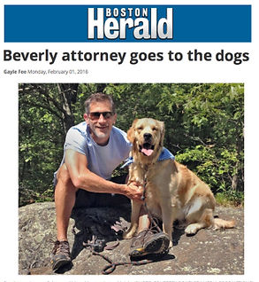 Boston Herald - Artical -on Jeremy Cohen