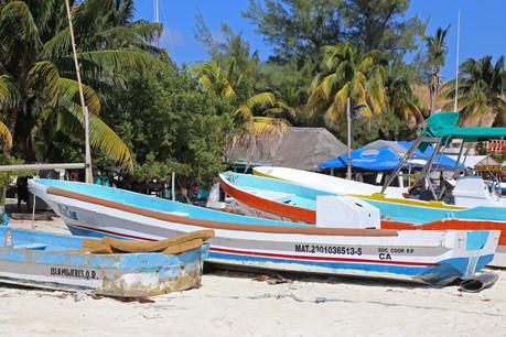 Puerto Moreles, Mexico