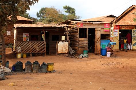 Shops, Tanzania
