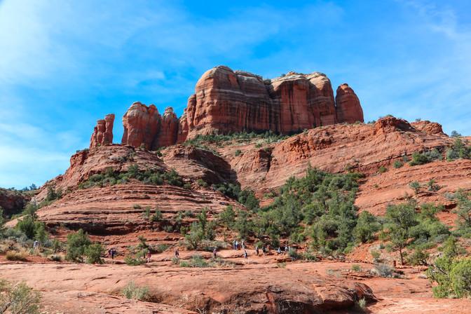 Cathedral Rock, Sedona, Arizona, USA