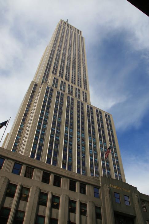 Empire State Building, New York City, USA