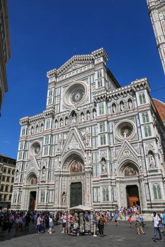 Santa Maria Cathedral, Florence, Italy