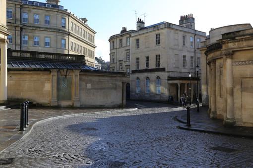 Back streets, Bath