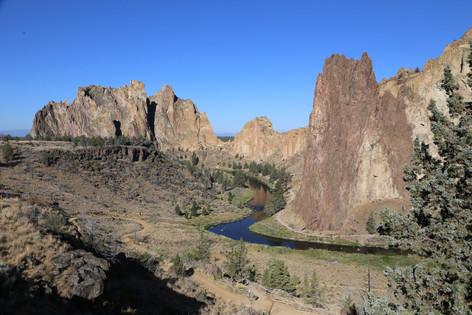 Smith Rock, Oregon, USA