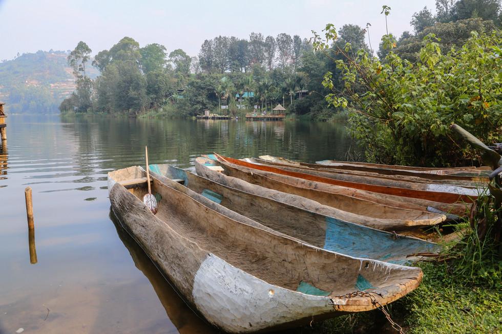 Lake Bunyonyi, Uganda