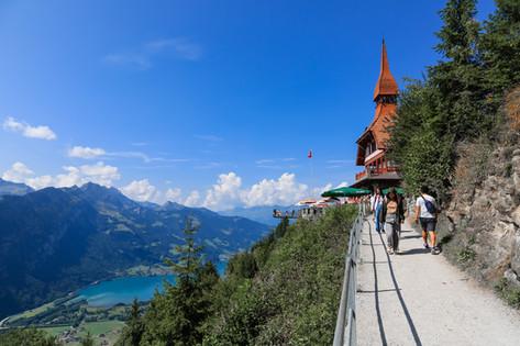 Harder Kulm, Interlaken, Switzerland