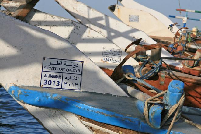 Boats, Al Khor Harbour, Qatar