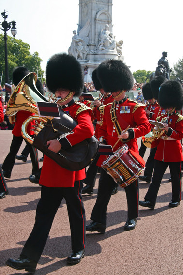 Changing of the Guard, London