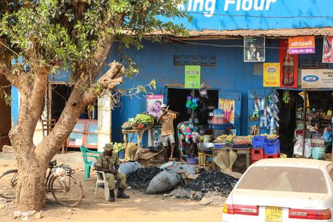 Shops, Uganda
