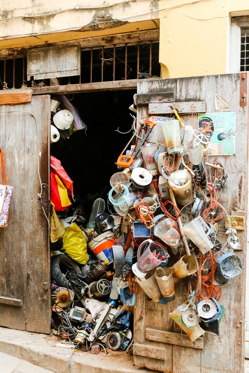 Shop, Stone Town, Zanzibar