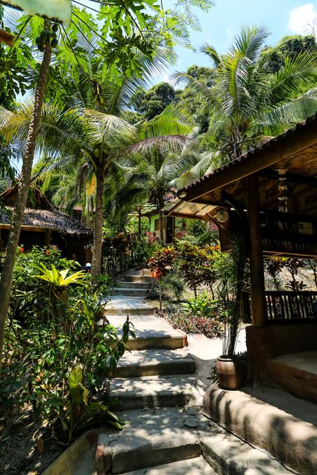 Garden View Resort, Railay Beach, Thailand