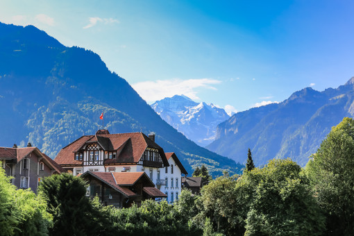 Jungfrau, Interlaken, Switzerland