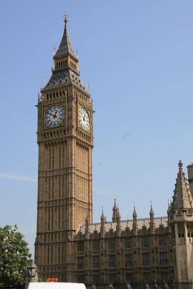 St. Stephen's Tower (Big Ben), London