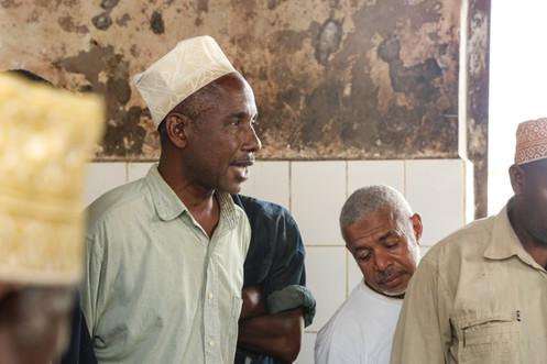 Market Traders, Stone Town, Zanzibar
