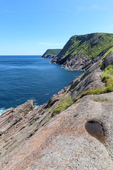 East Coast Trail, Newfoundland, Canada