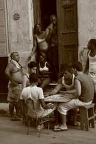 Playing Cards, Havana, Cuba
