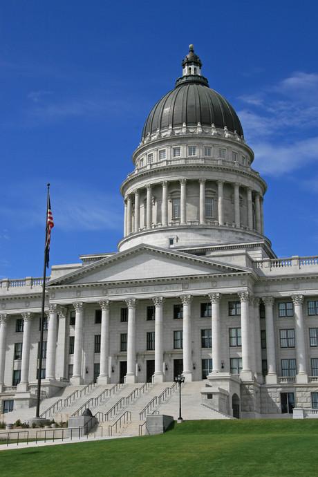 Capitol Building, Salt Lake City, Utah, USA