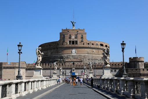 Sant Angelo Castle, Rome, Italy