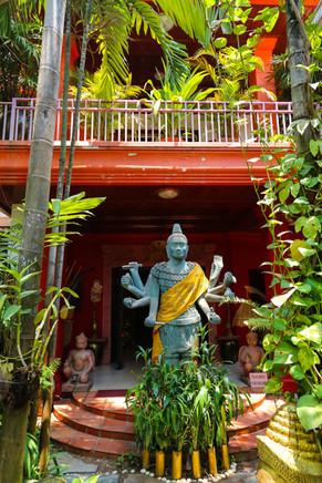 Golden Temple Villa, Siem Reap, Cambodia