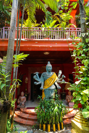 Golden Temple Villa, Siem Reap, Cambodia