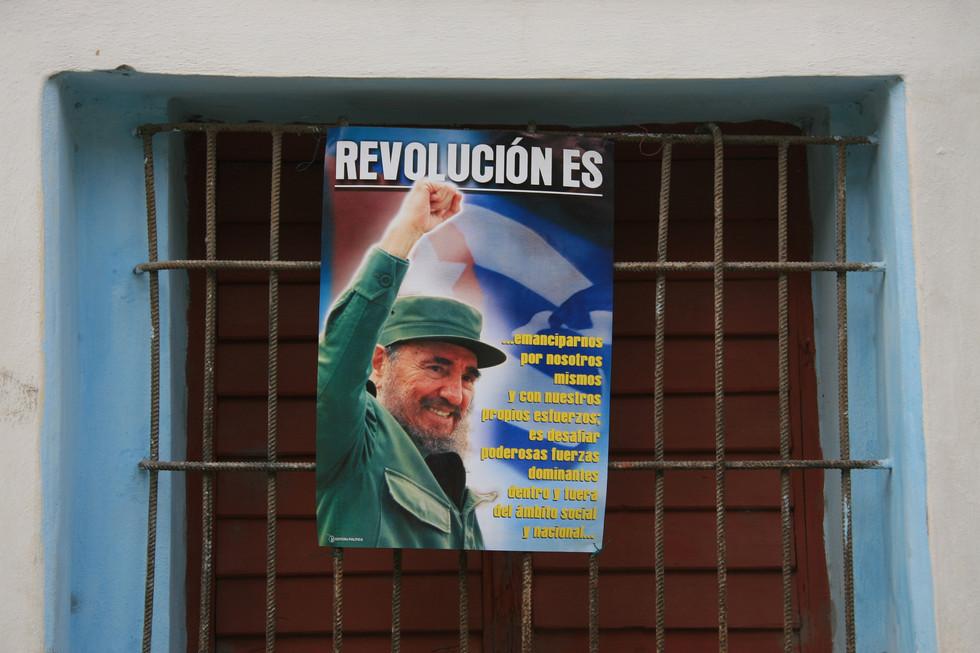 Propaganda, Havana, Cuba
