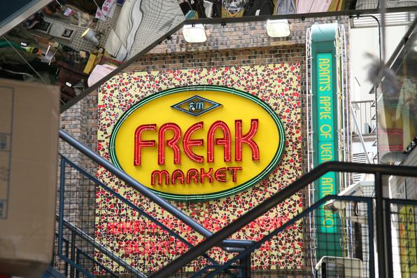 Freak Market, Tokyo, Japan