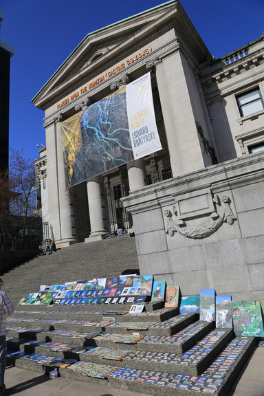 Vancouver Art Gallery, Gastown, Vancouver, BC, Canada