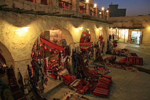 Souq Waqif, Doha, Qatar