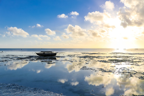 Sunrise, Jambiani, Zanzibar