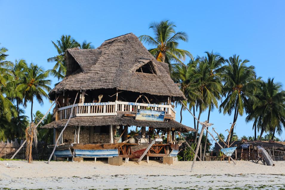 Local Bar, Jambiani, Zanzibar