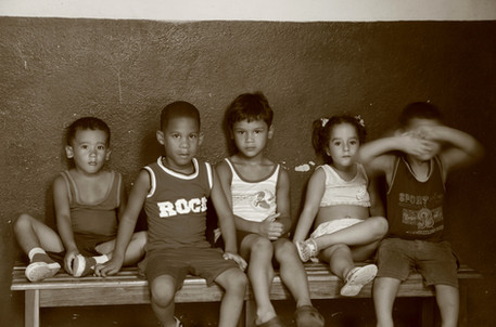 Kids, Havana, Cuba