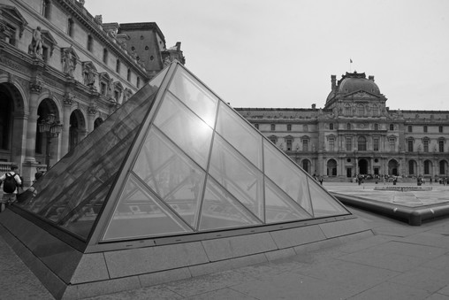 Le Louvre, Paris, France