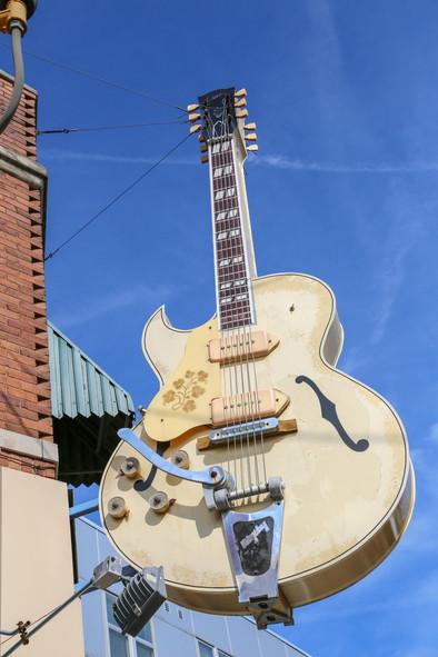 Sun Studios, Memphis, Tennessee, USA