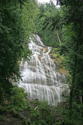 Bridal Veil Falls, BC, Canada