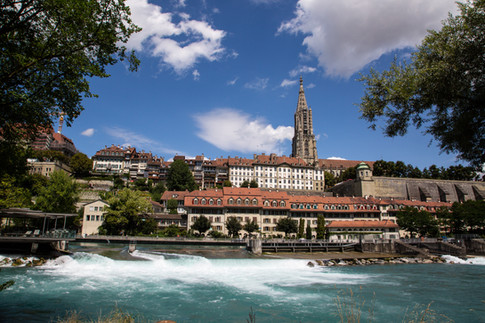 Bern Cathedral, Bern, Switzerland