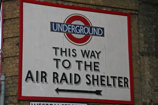 Street Sign, London