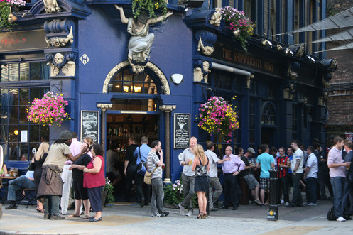 Pub Culture, London