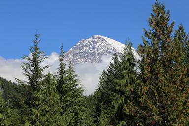 Mount Baker, Washington, USA