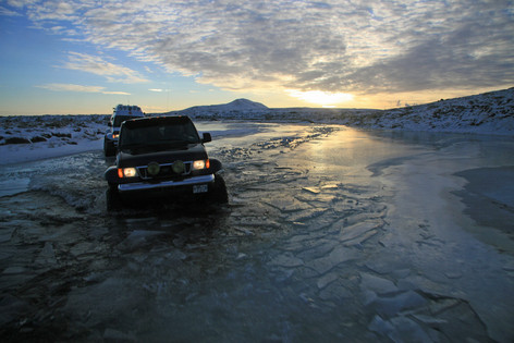 Golden Circle 4x4, Iceland