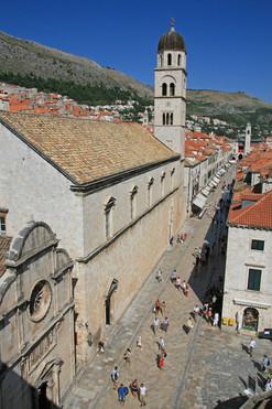Main Street, Dubrovnik, Croatia