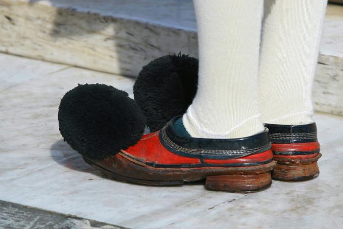 Efzoni Shoes, Athens, Greece