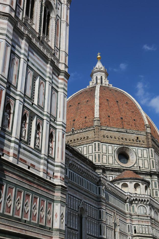 Il Duomo & Santa Maria Cathedral, Florence, Italy