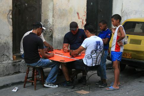 Games time, Havana, Cuba